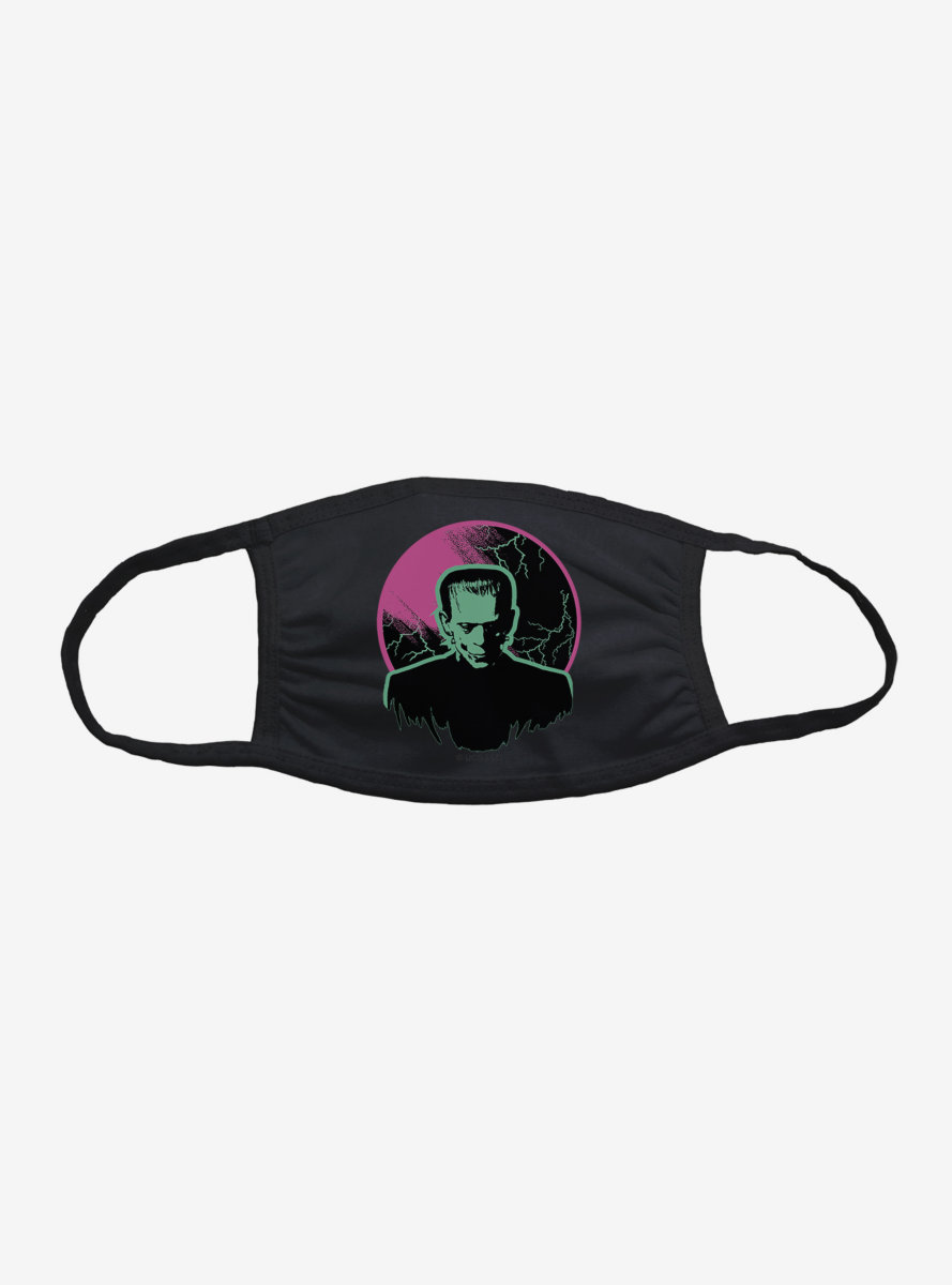 Universal Monsters Frankenstein Blood Moon Face Mask