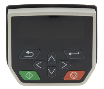 Control Techniques Inverter Drive Accs, Remote Keypad