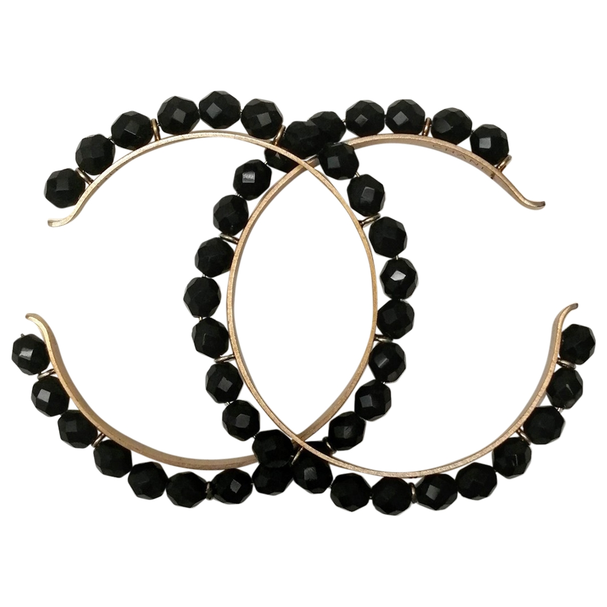 Chanel \N Armband in Stahl