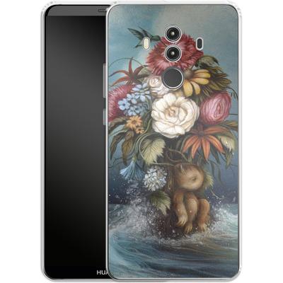Huawei Mate 10 Pro Silikon Handyhuelle - Hopeless Romantic von Dan May