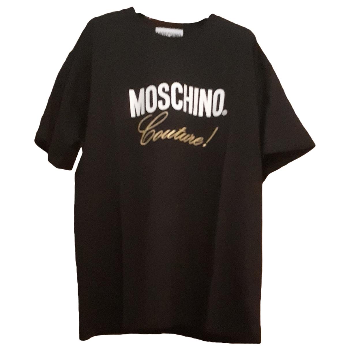 Moschino \N Black Cotton  top for Women S International