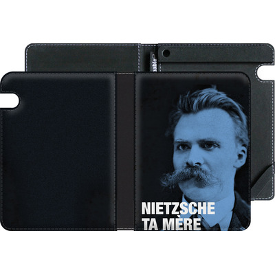 Amazon Kindle Voyage eBook Reader Huelle - Nietzsche Ta Mere von Fists Et Lettres