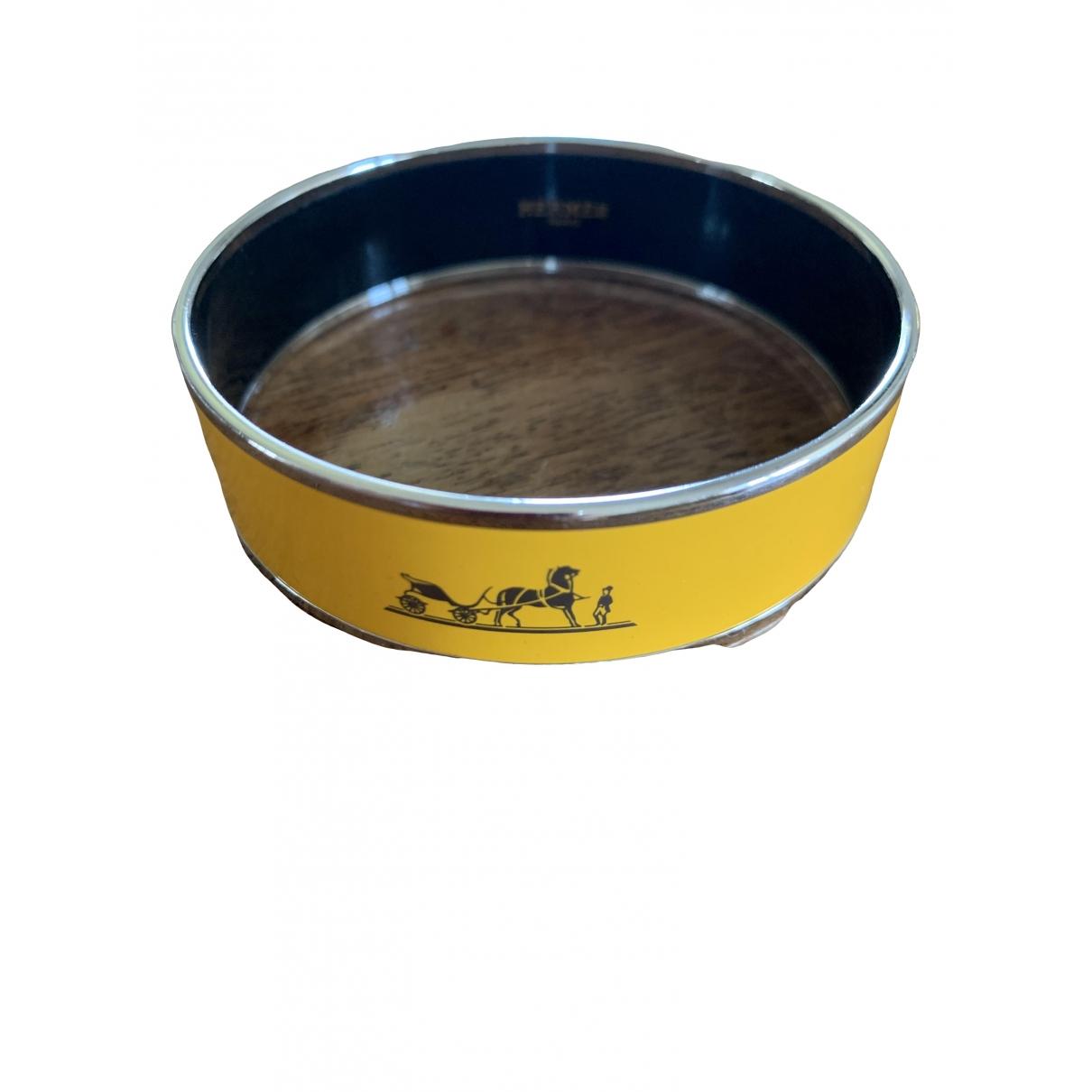 Hermès Bracelet Email Yellow Metal bracelet for Women \N