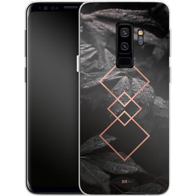 Samsung Galaxy S9 Plus Silikon Handyhuelle - Gothic Pattern von #basic