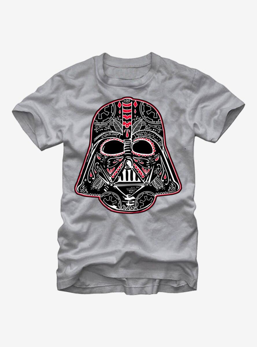 Star Wars Sugar Skull Vader T-Shirt