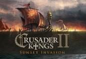 Crusader Kings II - Sunset Invasion DLC Steam CD Key