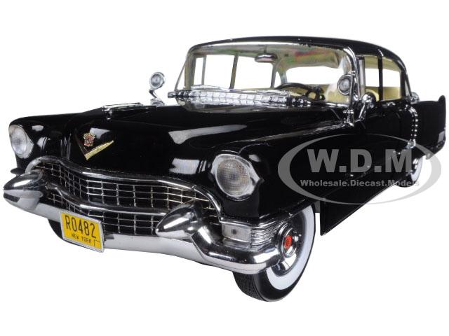 1955 Cadillac Fleetwood Series 60 Special Black