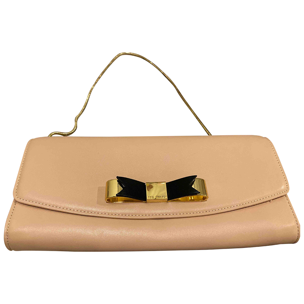 Ted Baker N Pink Leather handbag for Women N