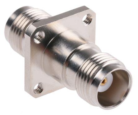 Radiall Straight 50Ω RF Adapter TNC Socket to TNC Socket 11GHz
