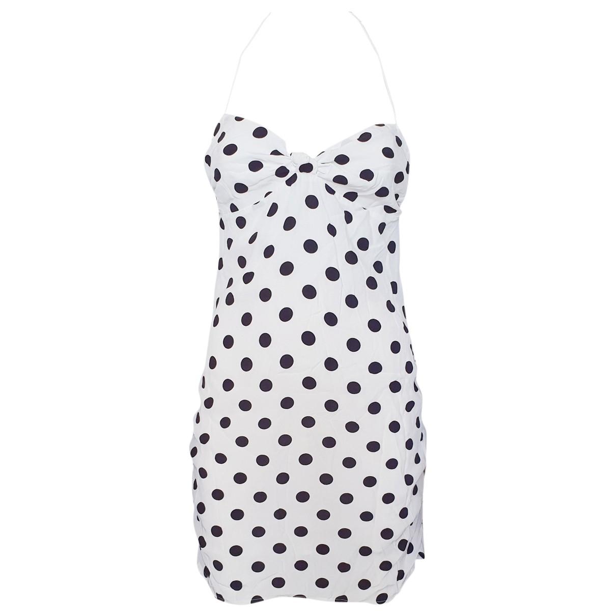 For Love & Lemons \N White dress for Women L International