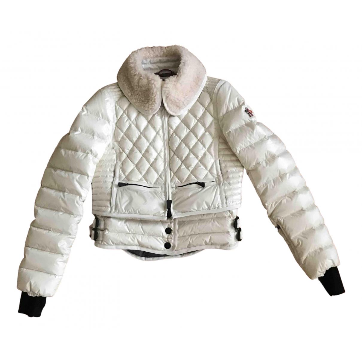 Moncler Grenoble Beige Polyamide jacket for Women 2 0-5