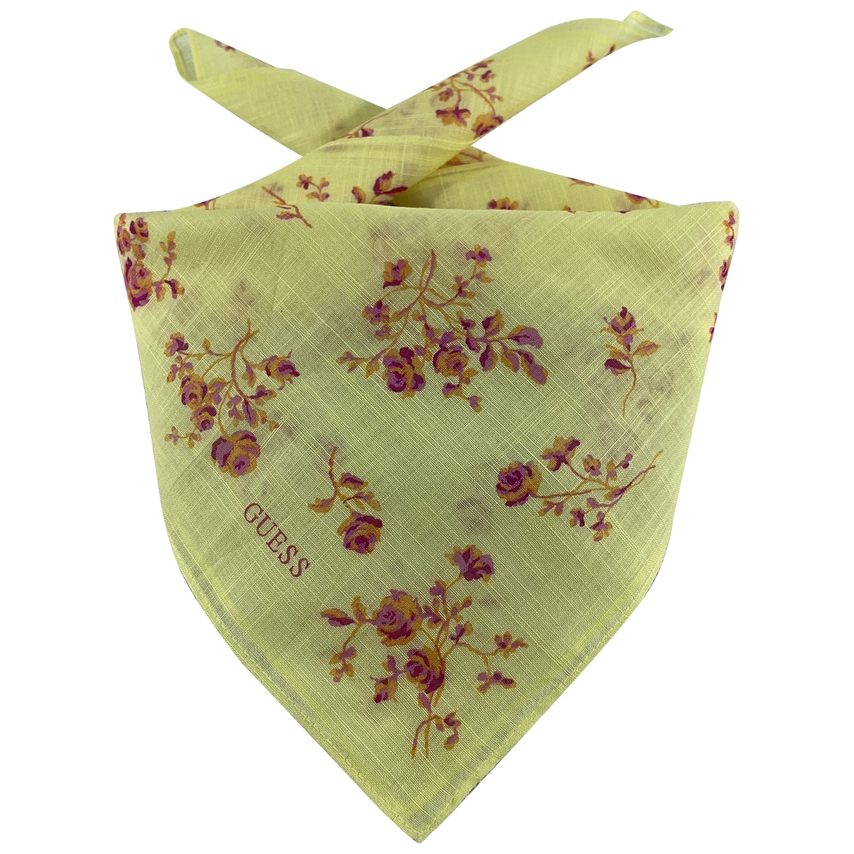 Guess \N Cotton scarf for Women \N