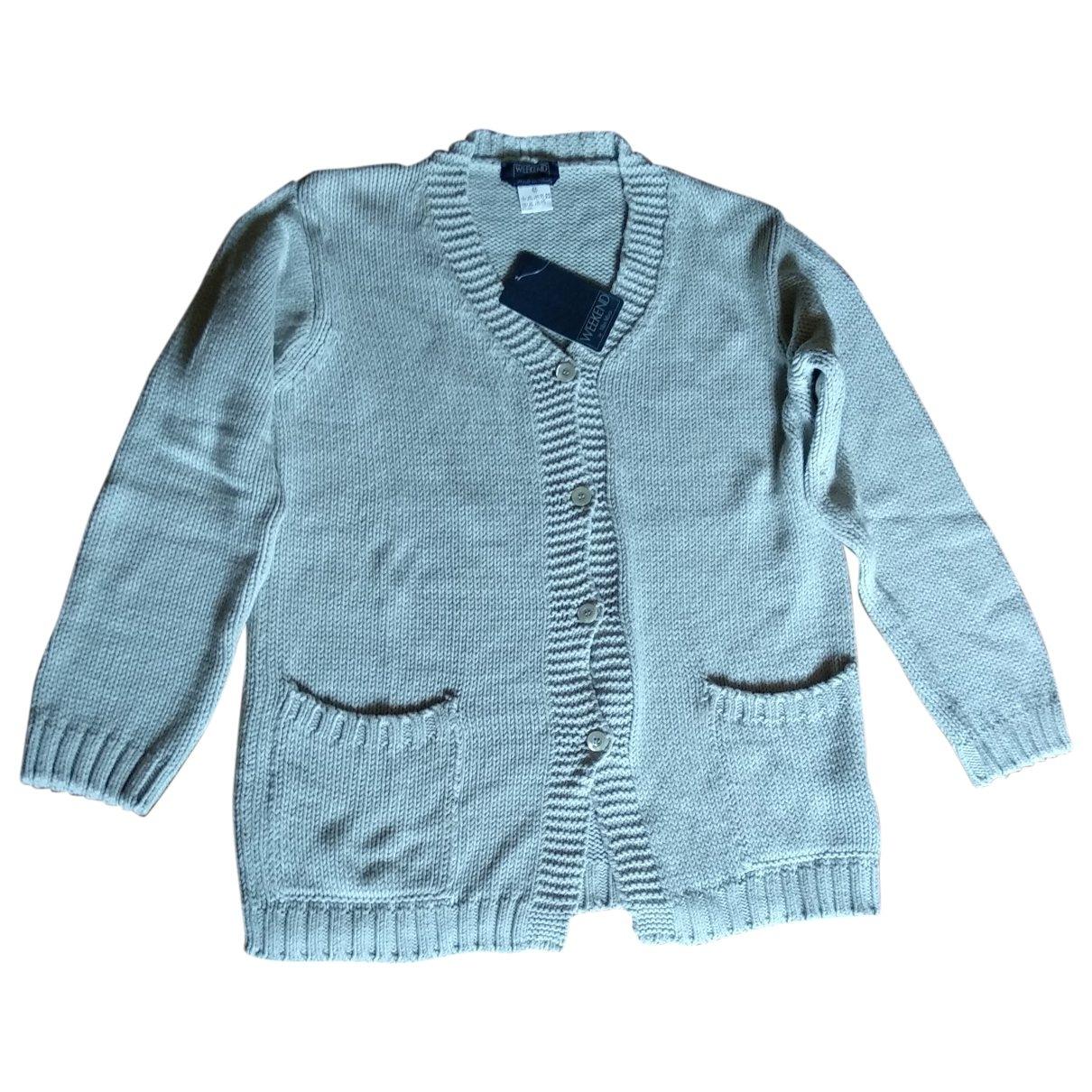 Max Mara Weekend \N Cotton Knitwear for Women M