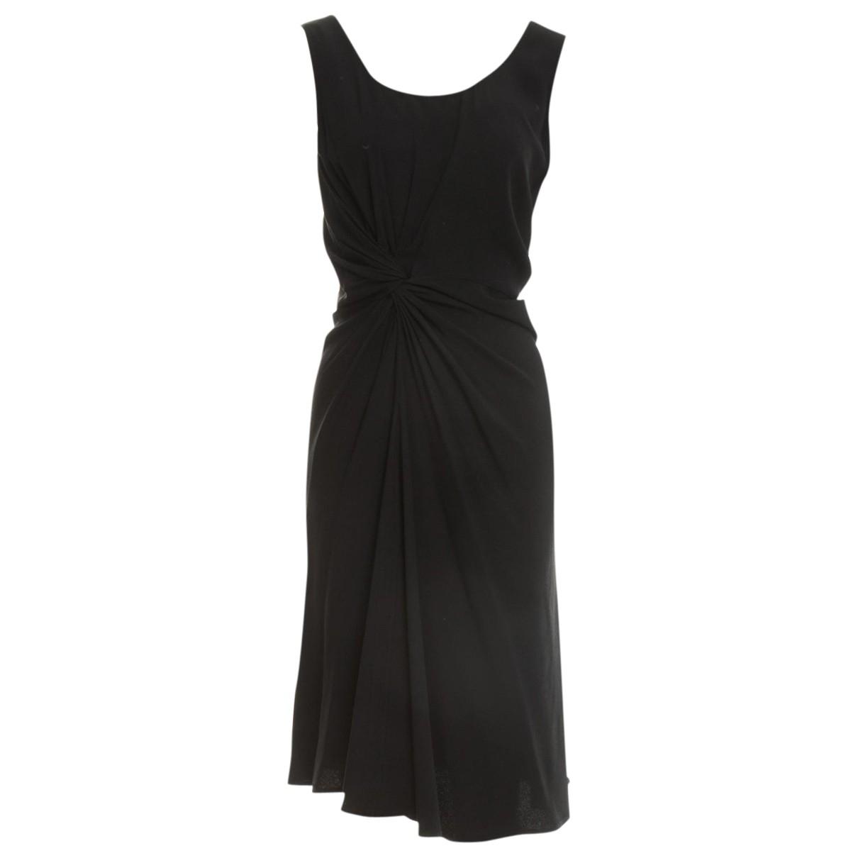 Dior \N Black dress for Women 36 FR