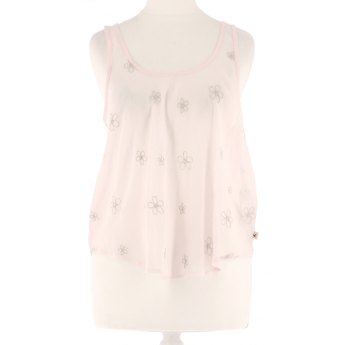 Autre Marque N Pink  top for Women 34 FR