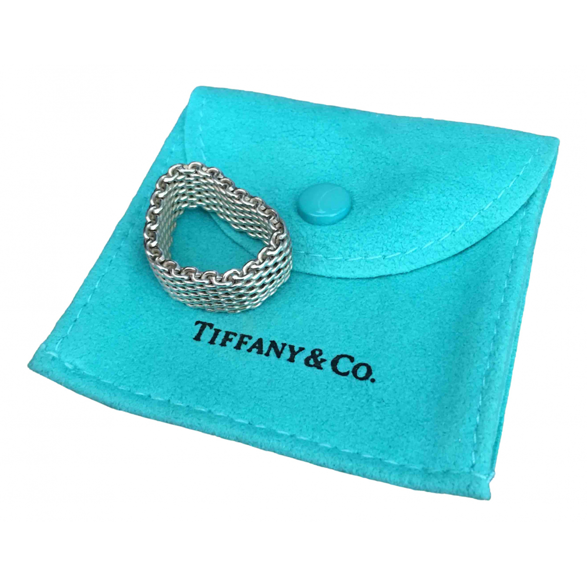 Anillo de Plata Tiffany & Co