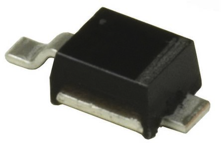 ON Semiconductor ON Semi 20V 1A, Schottky Diode, 2-Pin POWERMITE MBRM120LT3G (25)