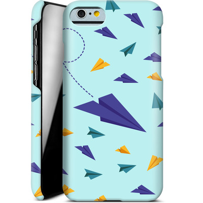 Apple iPhone 6 Smartphone Huelle - Paper Planes von caseable Designs