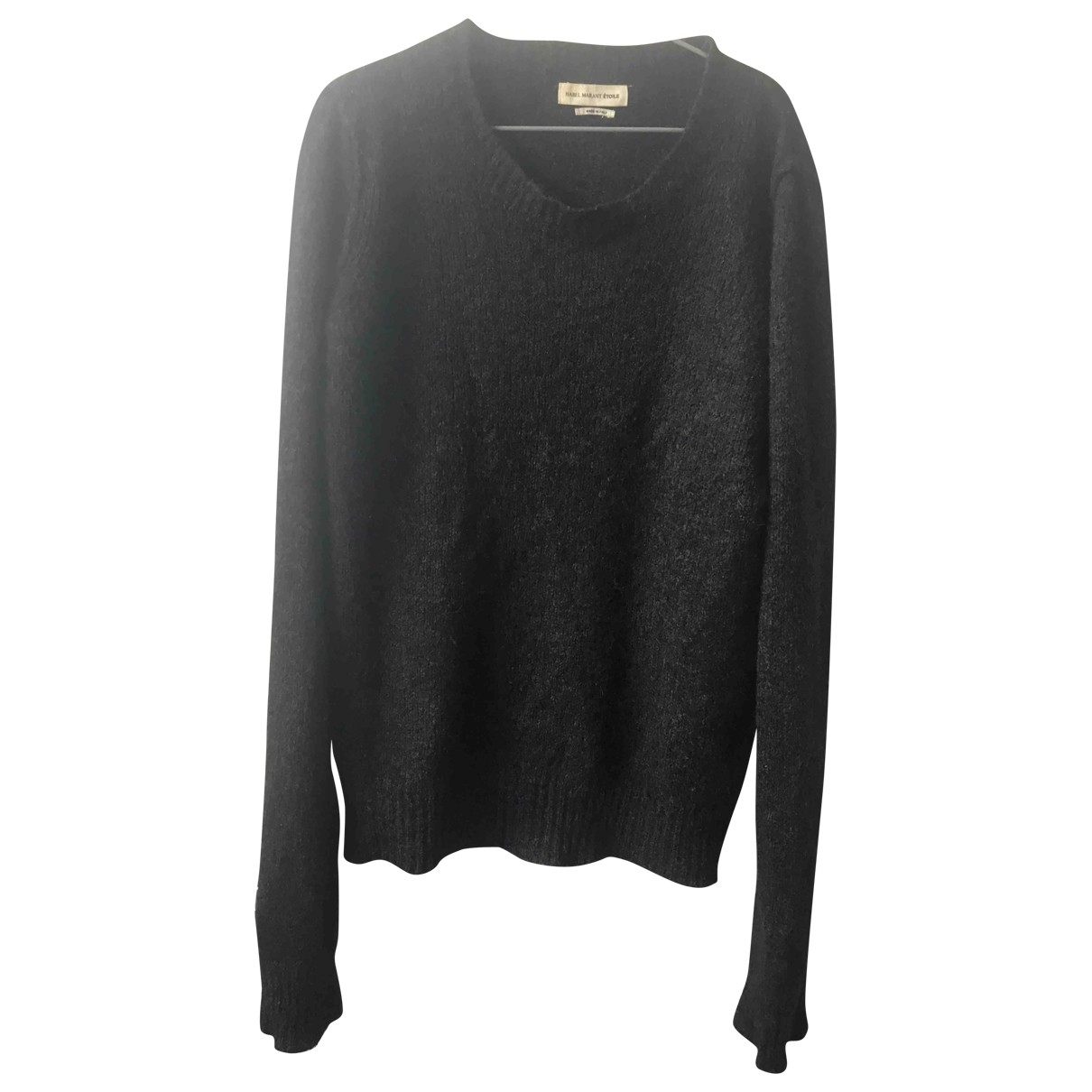 Isabel Marant Etoile \N Pullover in  Anthrazit Wolle