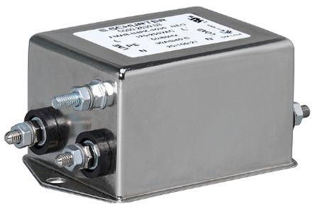 Schurter , FMAB NEO 16A 125 (UL/CSA) V ac, 250 (IEC) V ac, 250 (UL/CSA) V ac 50 (IEC) Hz, 60 (UL/CSA) Hz, Flange Mount