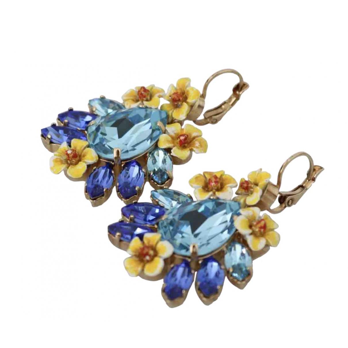 Dolce & Gabbana \N Multicolour Metal Earrings for Women \N