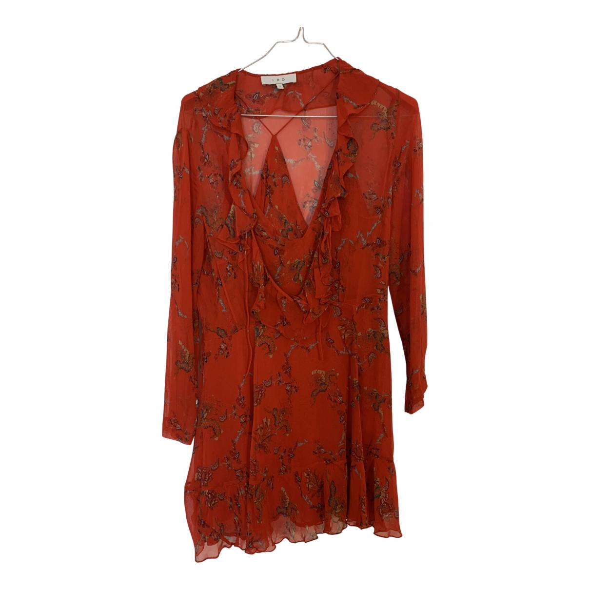 Iro N Red dress for Women 36 FR