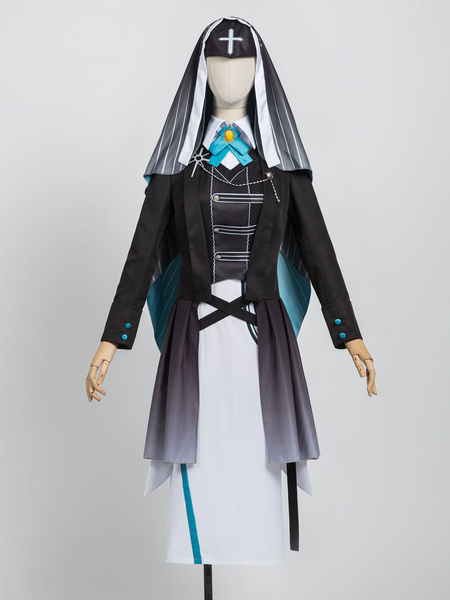 Milanoo Identity V Seer Outfit Cosplay Costume Halloween