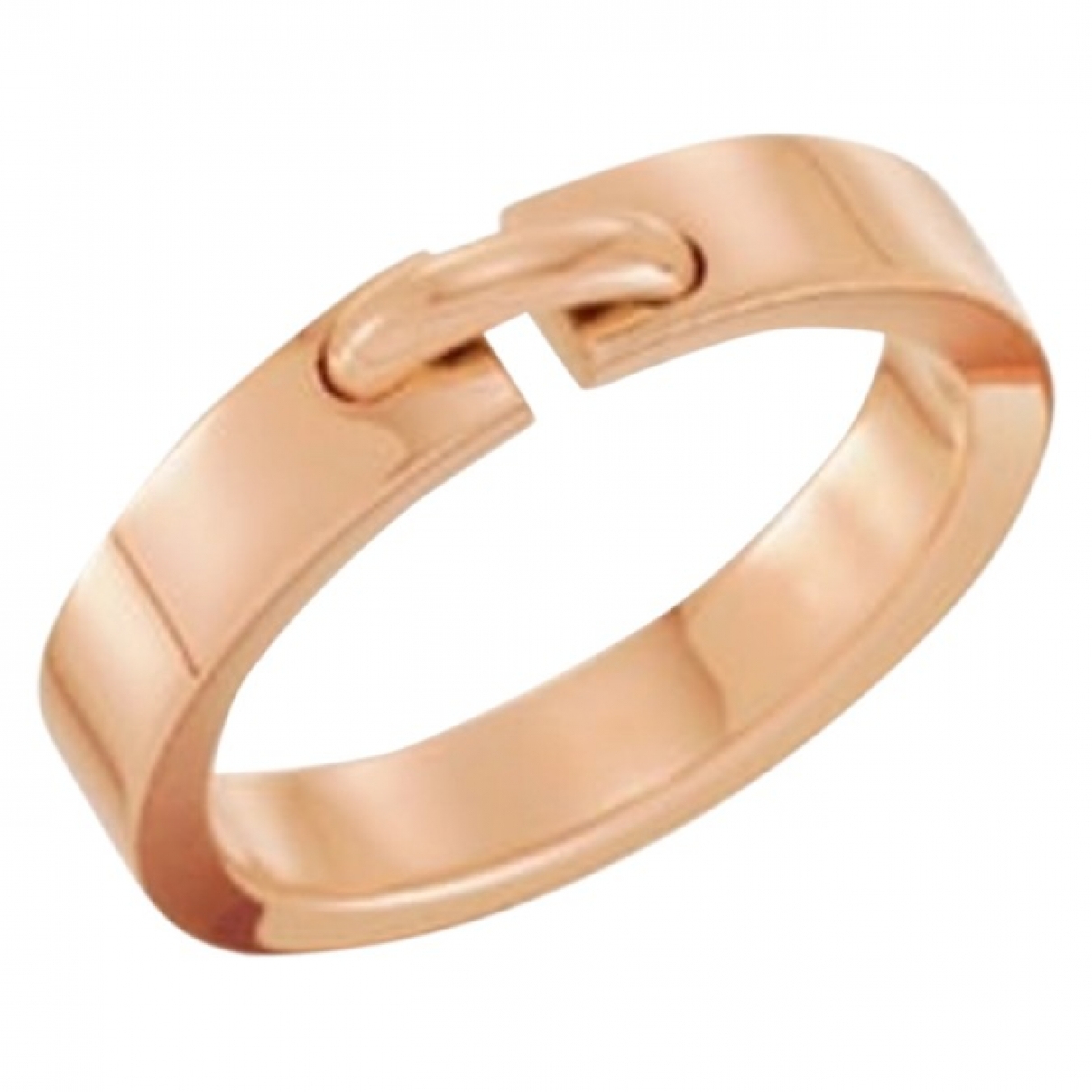 Chaumet Liens Ring in  Rosa Rosegold