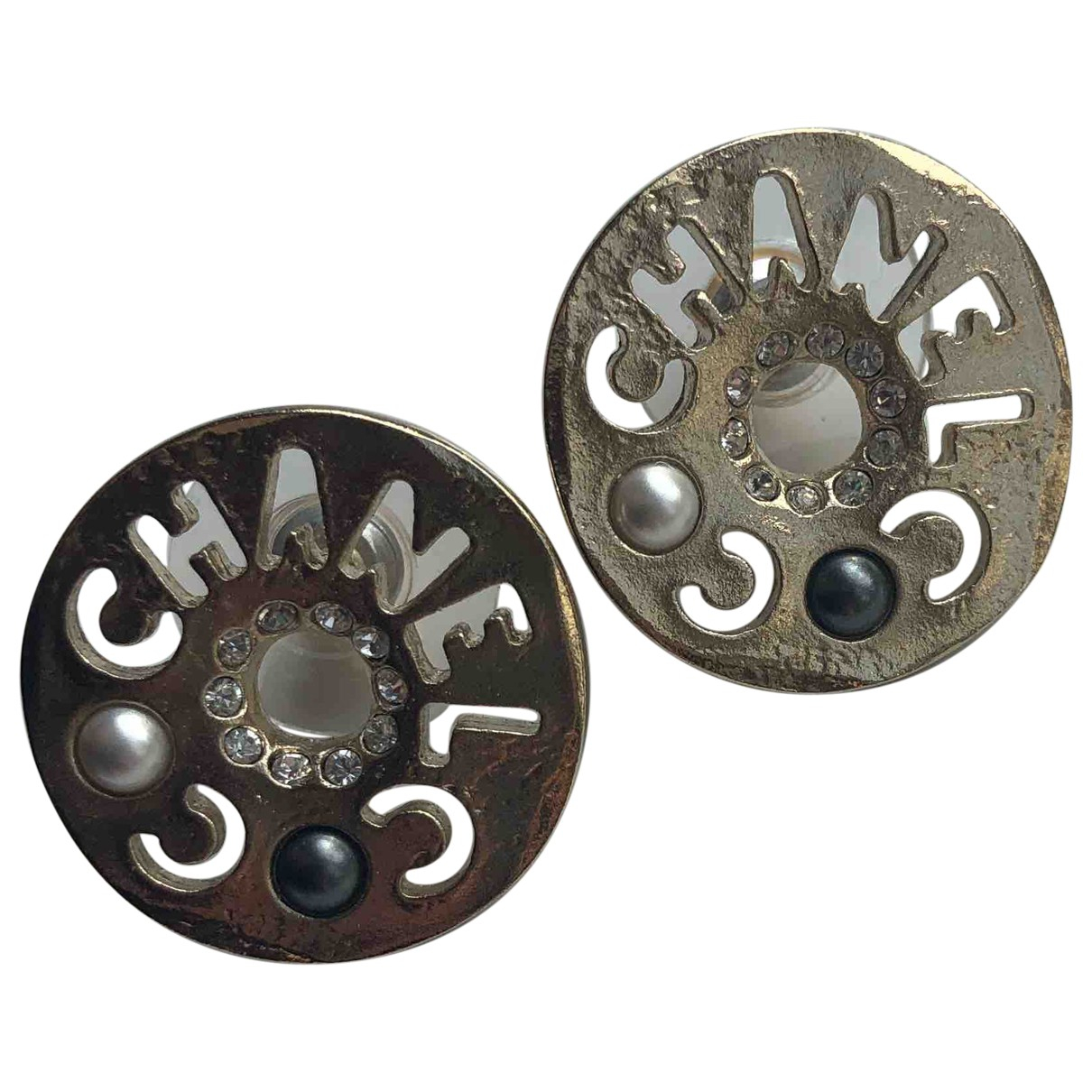 Chanel \N Metal Earrings for Women \N