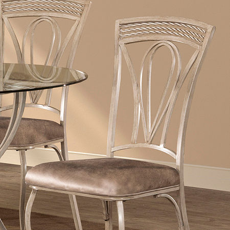Hillsdale House 2-pc. Side Chair, One Size , White