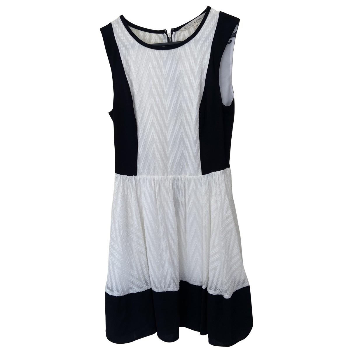 Rachel Roy \N Kleid in  Weiss Synthetik