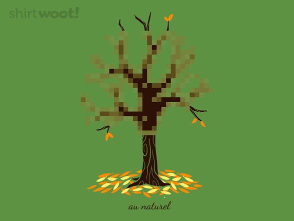 Fall Natural T Shirt