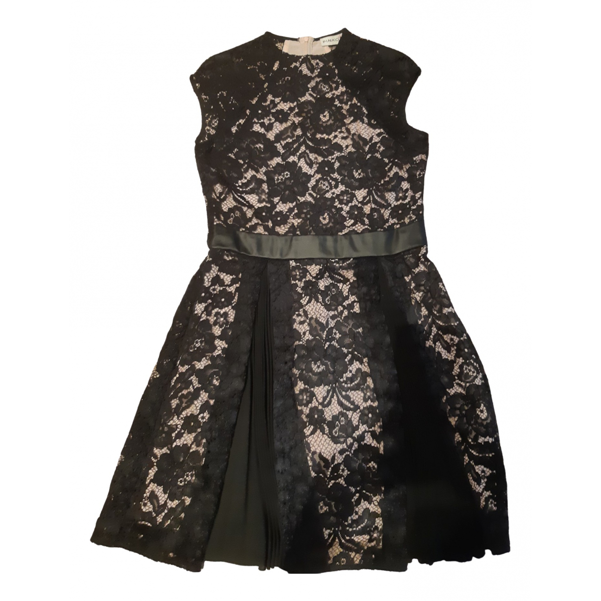 Pinko N Black dress for Kids 14 years - S FR