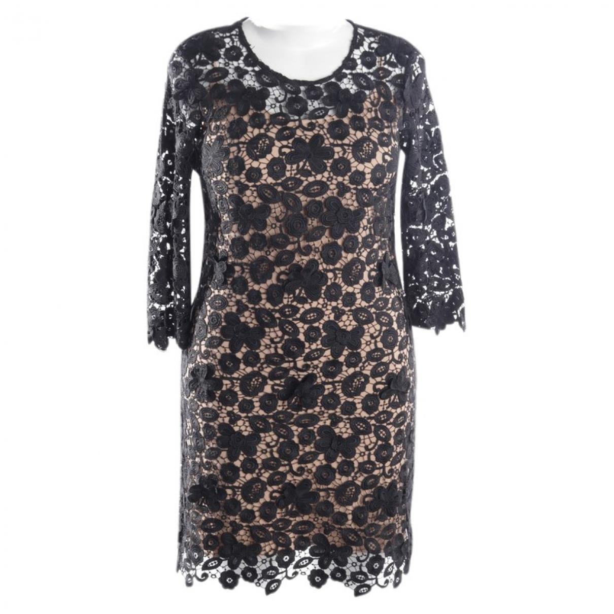 Set \N Kleid in  Schwarz Polyester