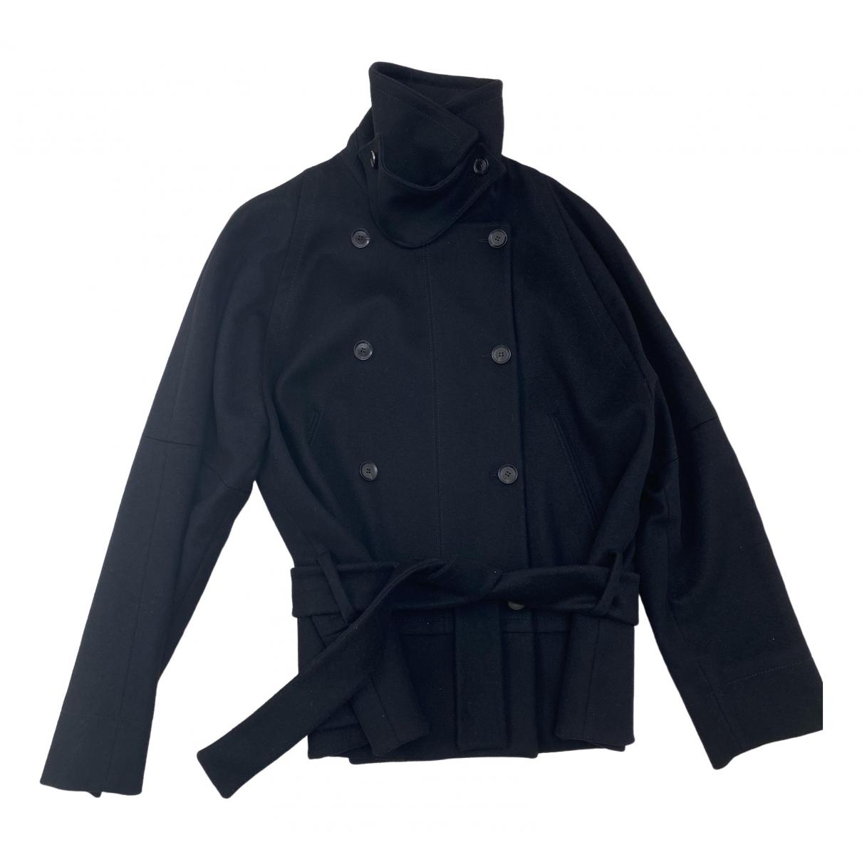 Gucci \N Black Cashmere coat for Women 44 IT