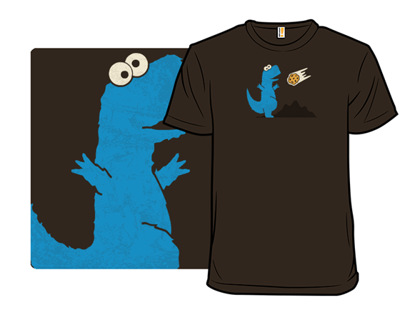 Space Cookie T Shirt