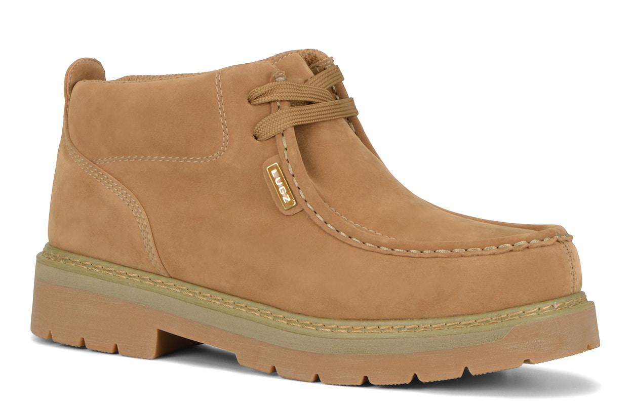 Men's Strutt Lx Chukka Boot (Choose Your Color: CASHEW/NATURAL/GUM, Choose Your Size: 10.0)