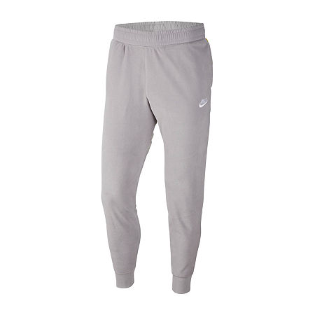 Nike Mens Athletic Fit Jogger Pant, Large , Gray