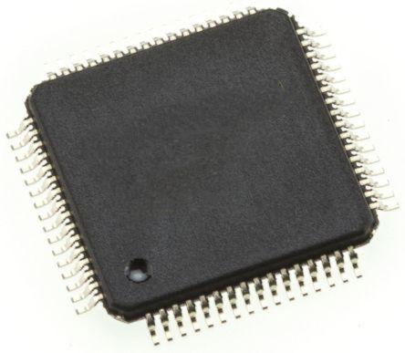 Cypress Semiconductor CY8C4247AZI-M485, 32bit ARM Cortex M0 Microcontroller, CY8C4200, 48MHz, 128 kB Flash, 64-Pin TQFP (160)