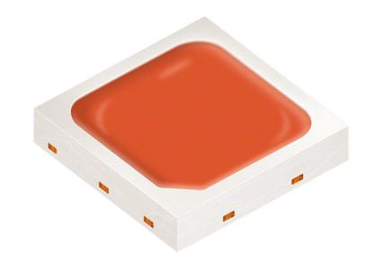 OSRAM Opto Semiconductors 6.8 V Red LED SMD,Osram Opto DURIS S5 GR PSLR31.13 GTHP-R1R2-1 (3000)