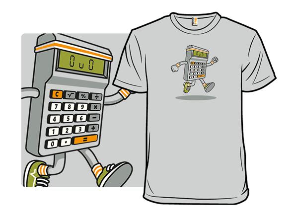 The Mathlete T Shirt