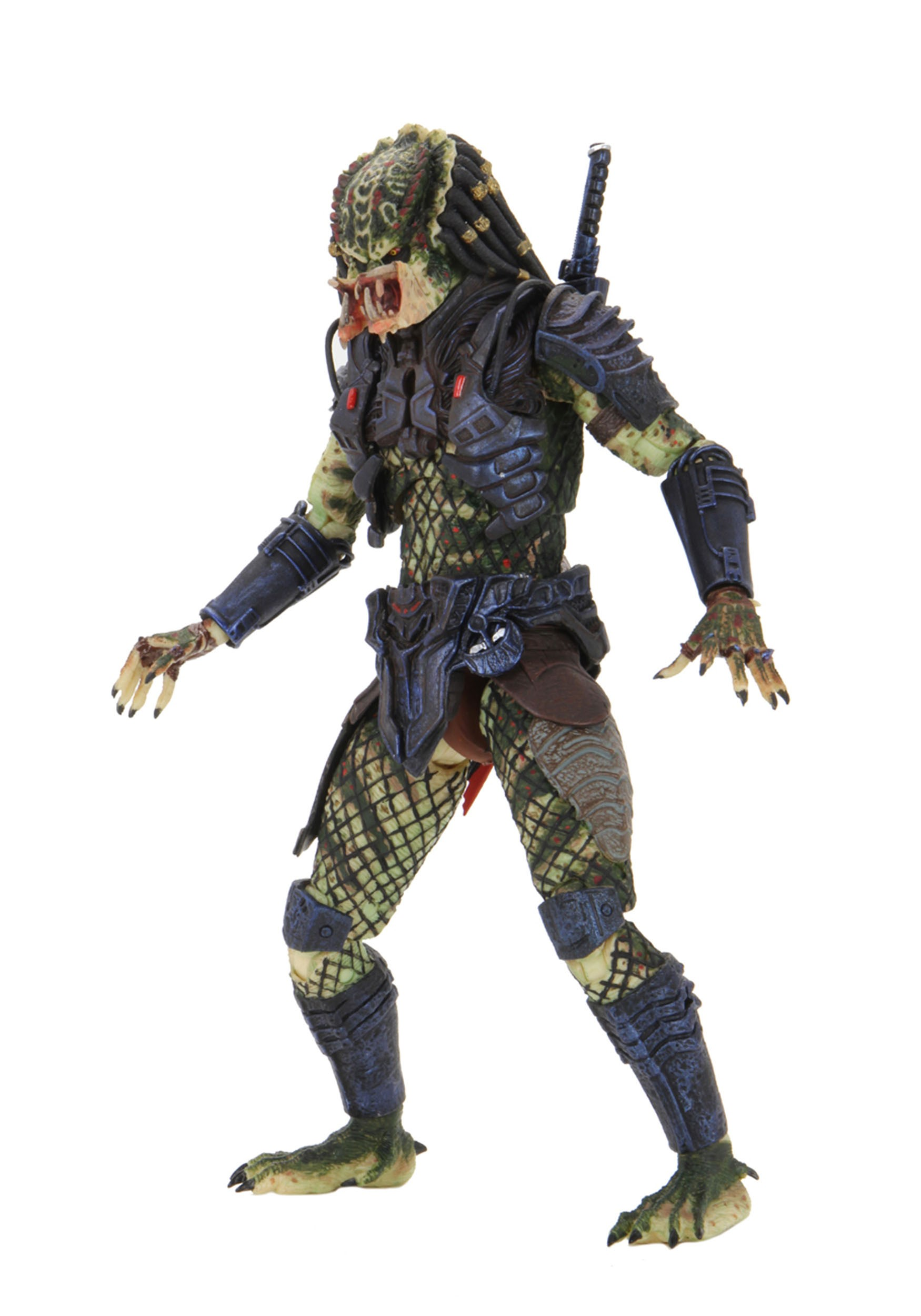 Ultimate Armored Lost Predator 2 Predator 7 Inch Scale Figure