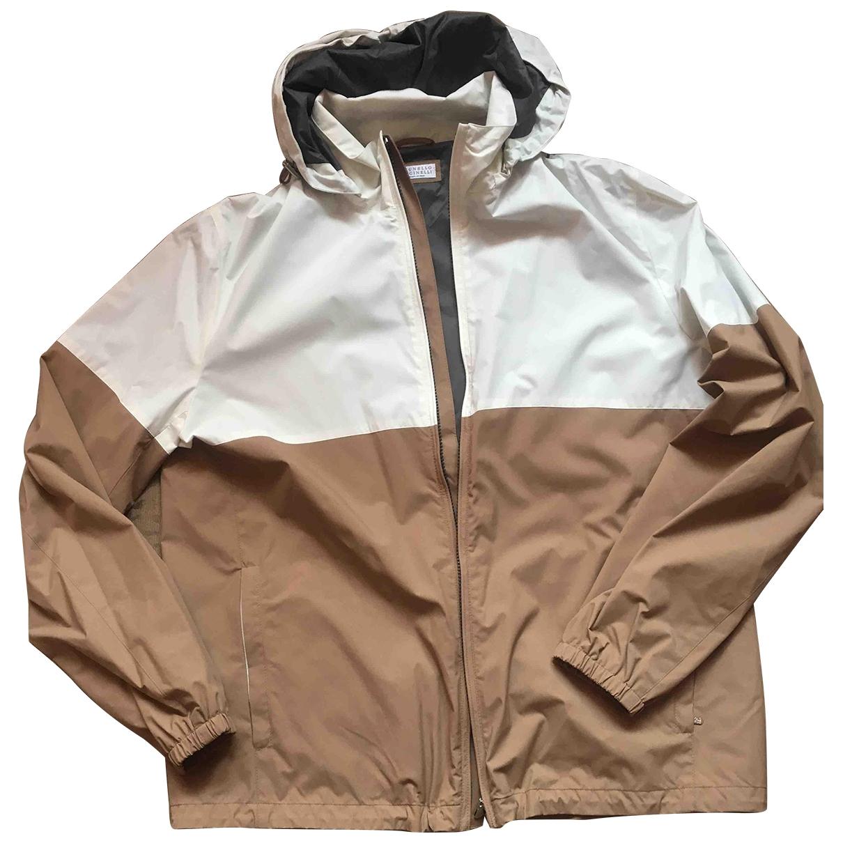Brunello Cucinelli \N Multicolour jacket  for Men 52 IT