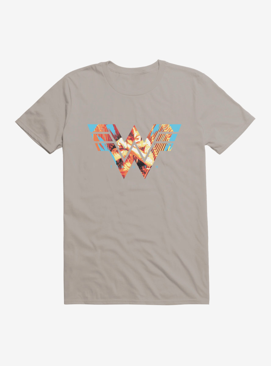 DC Comics Wonder Woman 1984 Golden Flight T-Shirt