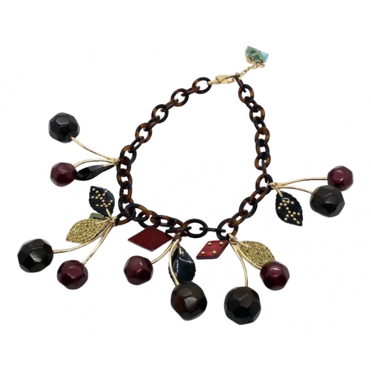 Louis Vuitton \N Multicolour Metal necklace for Women \N