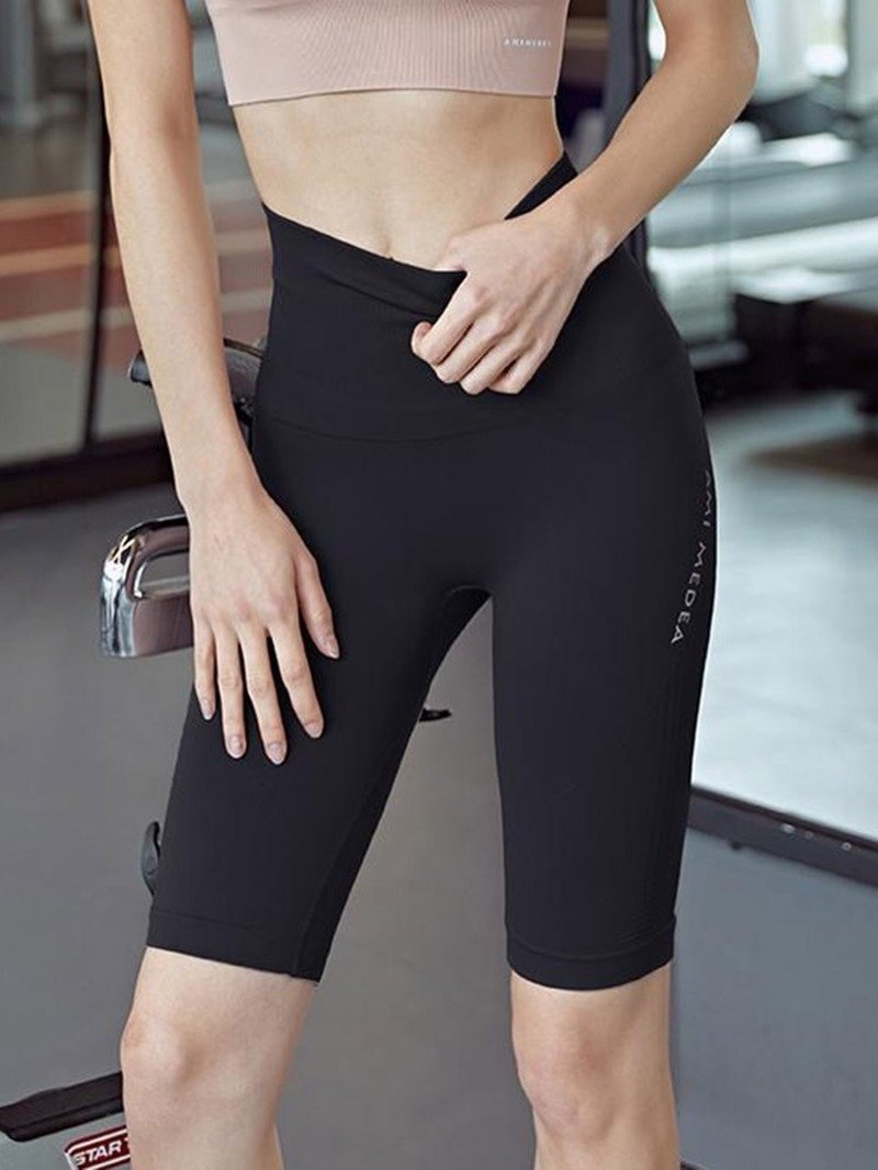 Ericdress Print Letter Breathable Nylon Spring Shorts Pants