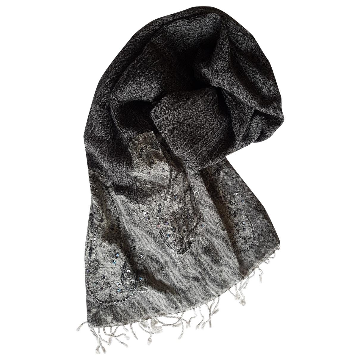 Gerard Darel \N Grey Wool scarf for Women \N