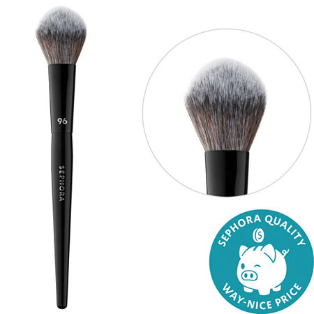 SEPHORA COLLECTION PRO Blush Brush #96, One Size , Multiple Colors
