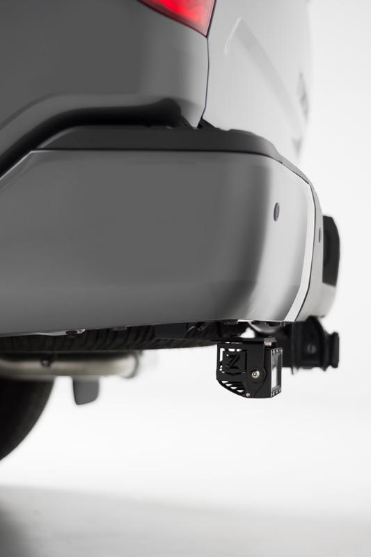 2014-2019 Toyota Tundra Rear Bumper LED Bracket to mount (2) 6 Inch Straight Light Bar PN Z389641