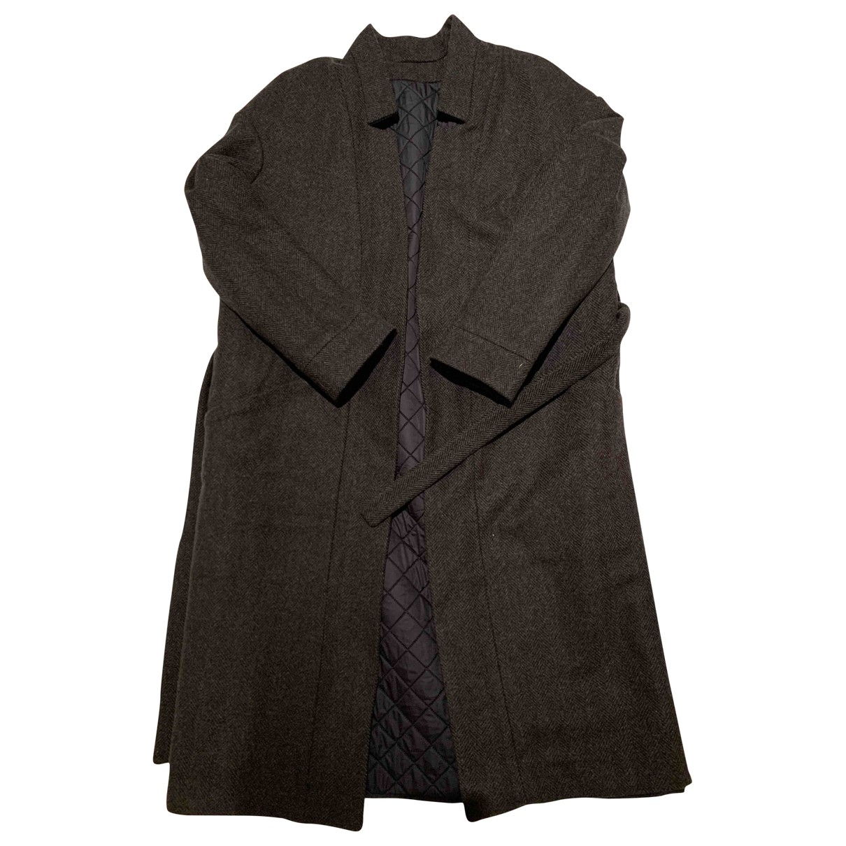 Roseanna \N Grey Wool coat for Women 40 FR